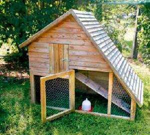 Byg selv hønsehus, hønsehus byg selv