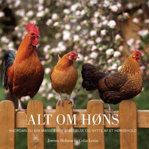 bøger om høns, høns bog